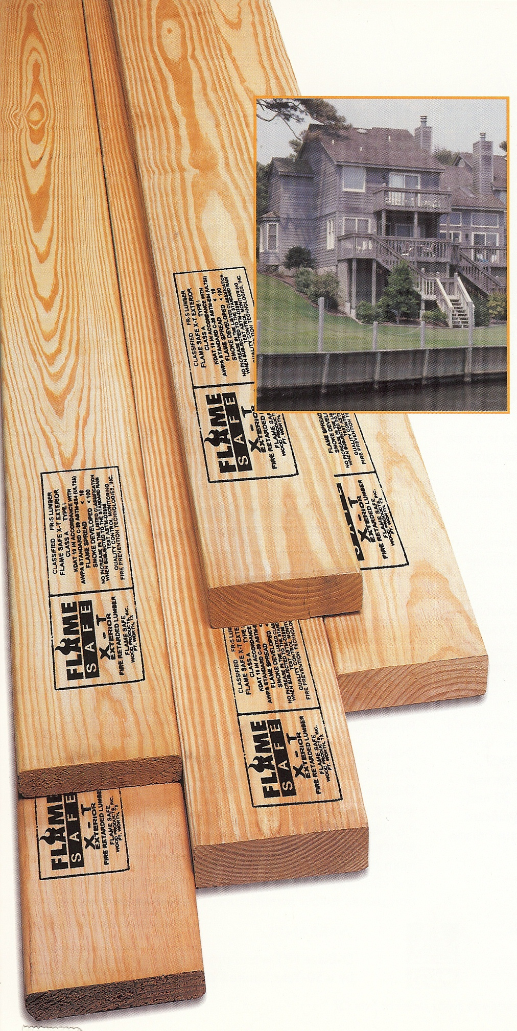 Fireproof Plywood Fire Retardant Wood Products
